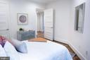 West Bedroom Northeast - 645 MARYLAND AVE NE #201, WASHINGTON