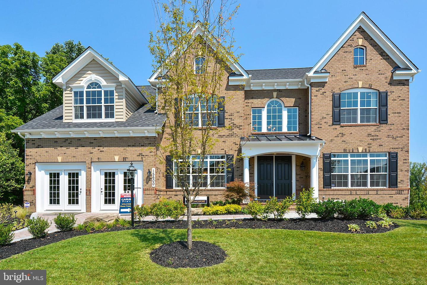 Single Family Homes pour l Vente à Brandywine, Maryland 20613 États-Unis