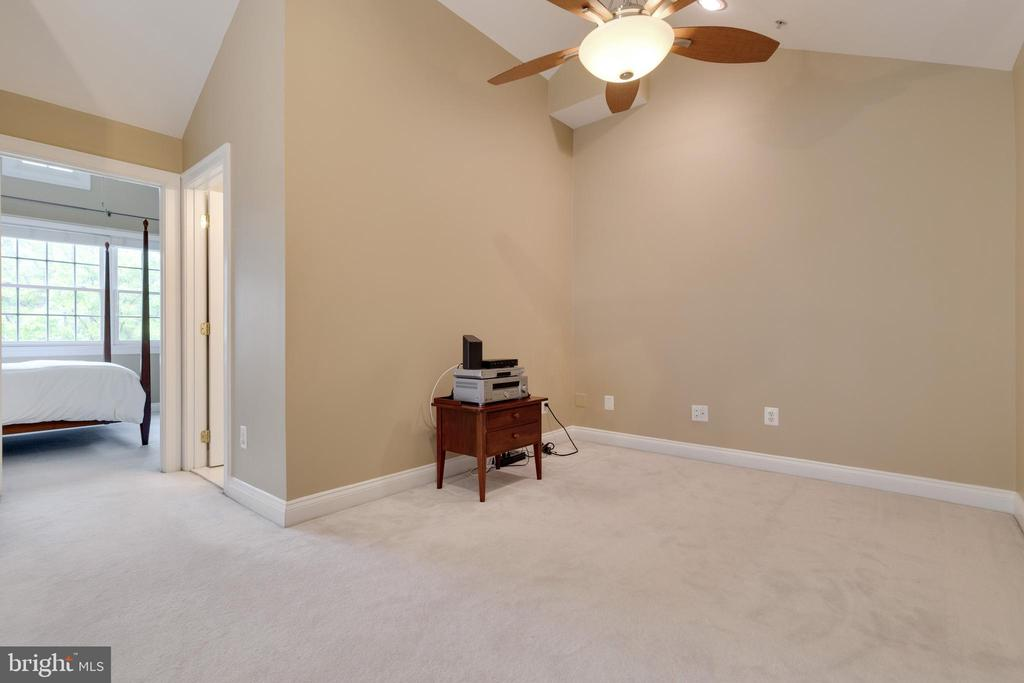 4th level Entertaining/Office Space - 181 CAMERON STATION BLVD, ALEXANDRIA