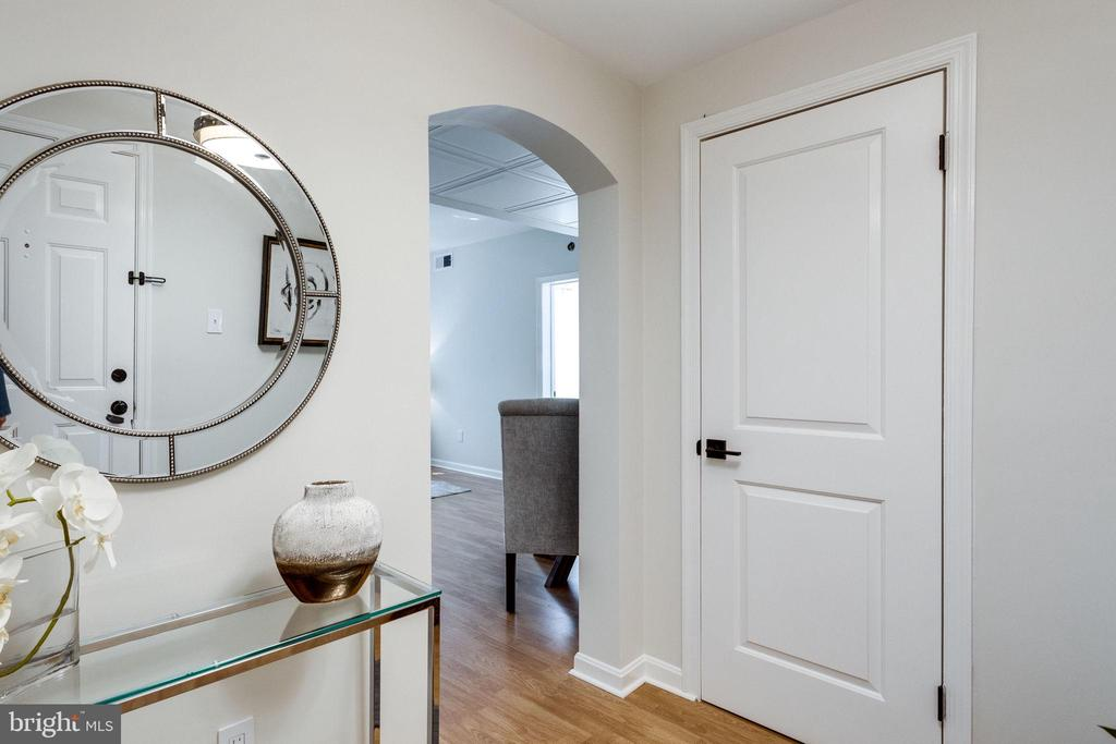 Step into your own private space! - 1741 N TROY ST #8-430, ARLINGTON