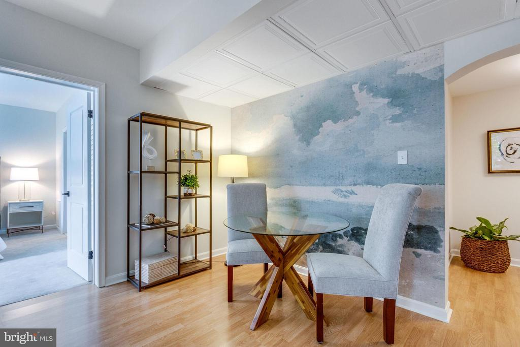 Or Eat in Dining Nook Which Features... - 1741 N TROY ST #8-430, ARLINGTON