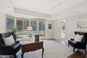Wonderful office (or anything) space by owner's BR - 5630 WISCONSIN AVE #905, CHEVY CHASE