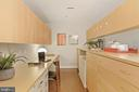 Need a workshop/studio?  This home has it! - 5630 WISCONSIN AVE #905, CHEVY CHASE
