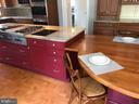 Built-in Breakfast Table - just slide the Bacon! - 6811 CLIFTON RD, CLIFTON