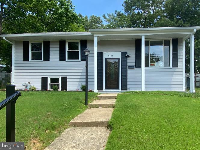 Single Family Homes 용 매매 에 Lanham, 메릴랜드 20706 미국