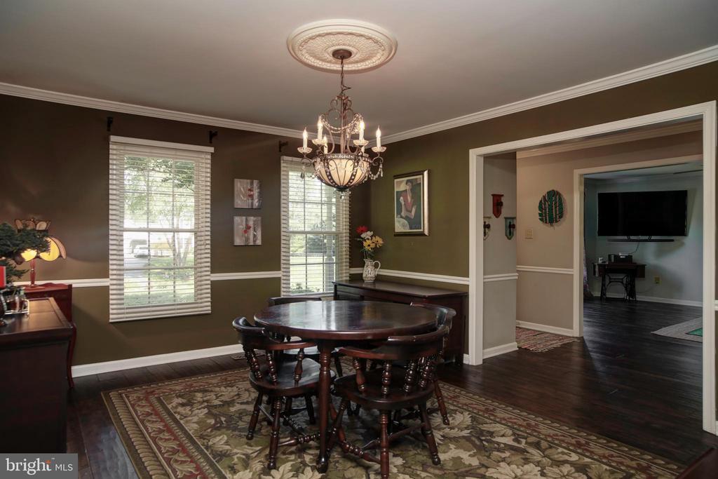 Dining Room - 4227 STEPNEY DR, GAINESVILLE