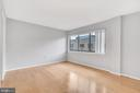 Master Bedroom - Sunny and Spacious - 1301 N COURTHOUSE RD #1007, ARLINGTON
