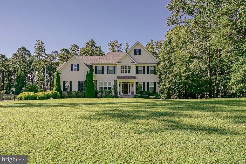 Single Family Homes için Satış at Tabernacle, New Jersey 08088 Amerika Birleşik Devletleri