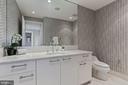 Powder Room - 1881 N NASH ST #810, ARLINGTON