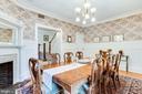 FORMAL DINING ROOM - 1919 S ST NW, WASHINGTON