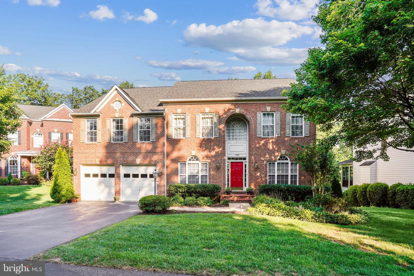Single Family Homes for Sale at Springfield, Virginia 22150 United States