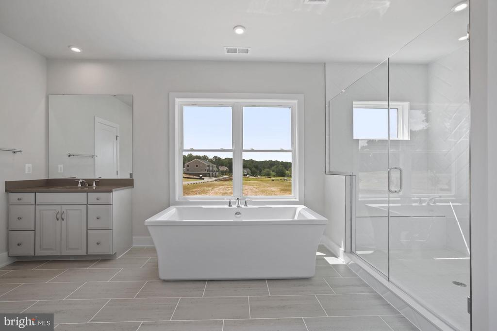 Garner Master Bath - 3192 CAVALIER WOOD RD, ELLICOTT CITY