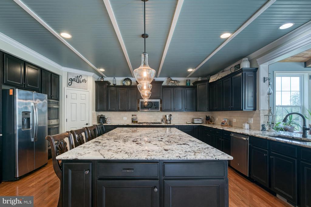 Upgraded granite counter-tops - 517 APRICOT ST, STAFFORD