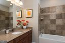 and share a jack-and-jill bathroom. - 25748 RACING SUN DR, ALDIE