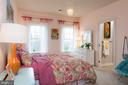 ...and the fourth upstairs bedroom... - 25748 RACING SUN DR, ALDIE