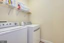 Upper Level Laundry - 19059 ARROYO TER, LEESBURG