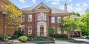 Classic brick end townhouse with elevator near DC - 3818 N RANDOLPH CT, ARLINGTON