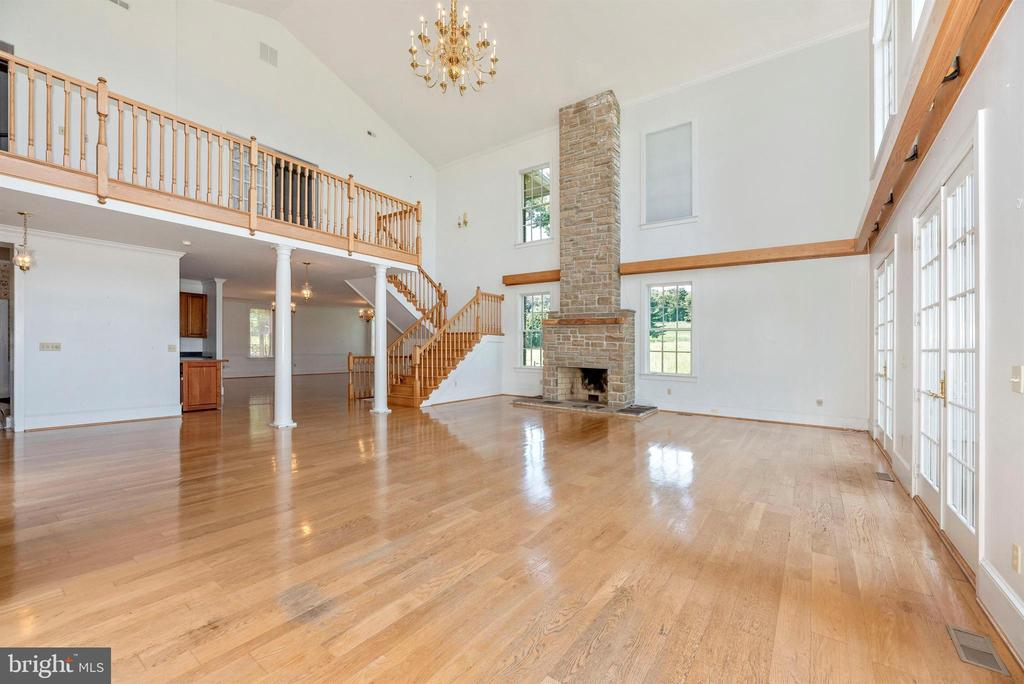 Off kitchen, near elevator to 2nd floor and deck, - 7030 DRUMMINE RD, MOUNT AIRY