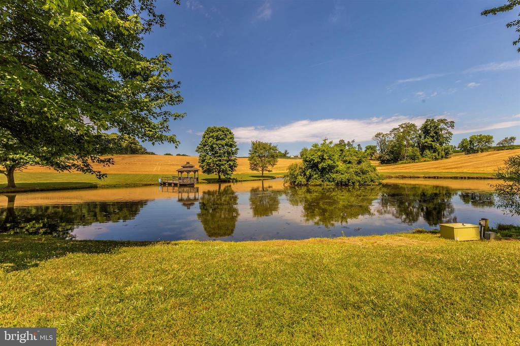 Incredible and peaceful views. - 7030 DRUMMINE RD, MOUNT AIRY