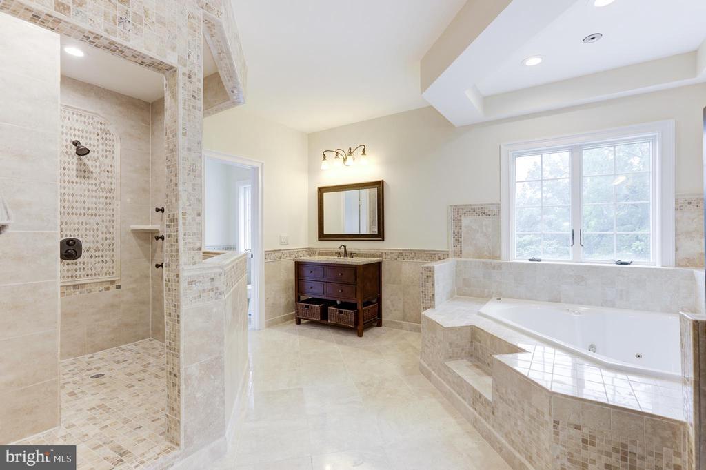 Walk-in Shower! - 11400 ALESSI DR, MANASSAS