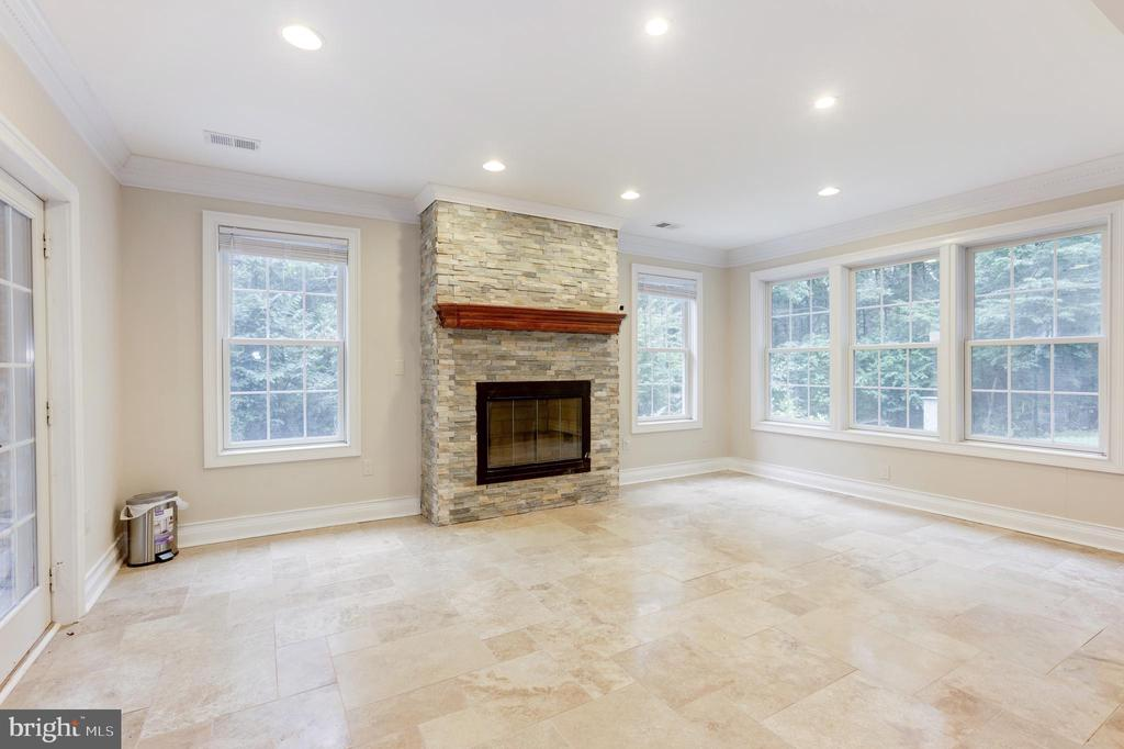 View out the Basement Door! - 11400 ALESSI DR, MANASSAS