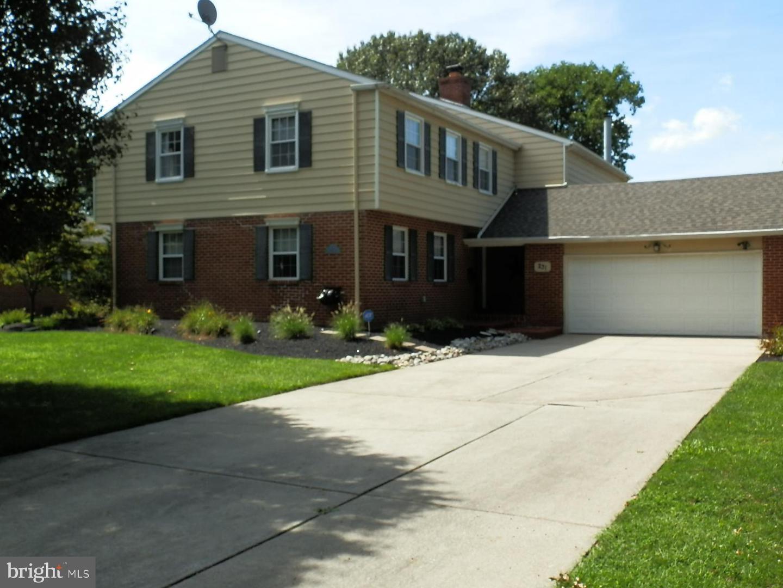 Single Family Homes 為 出售 在 Pennsville, 新澤西州 08070 美國