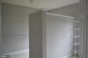 Master Bed Room closet  1 - 22651 BEAVERDAM DR, ASHBURN