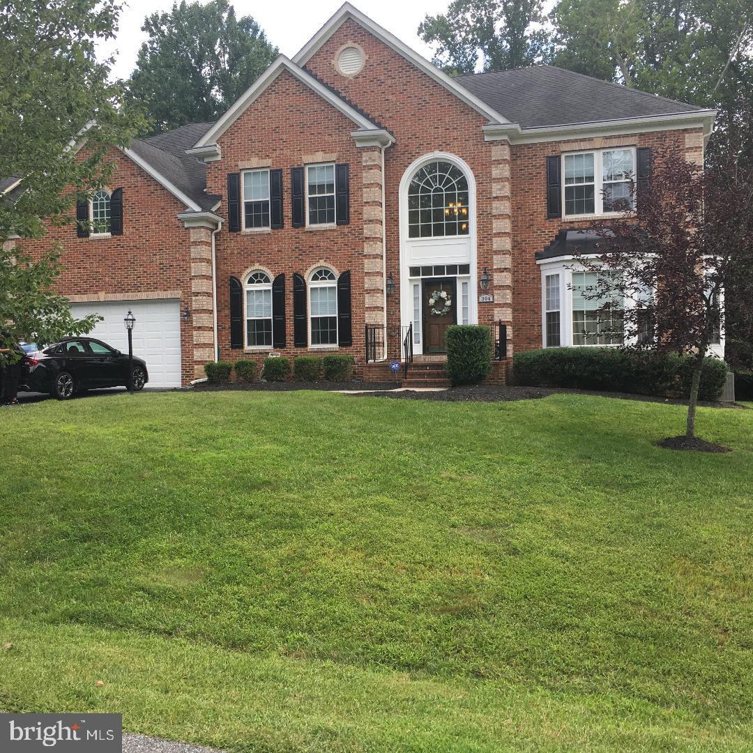 Single Family Homes для того Продажа на Upper Marlboro, Мэриленд 20774 Соединенные Штаты