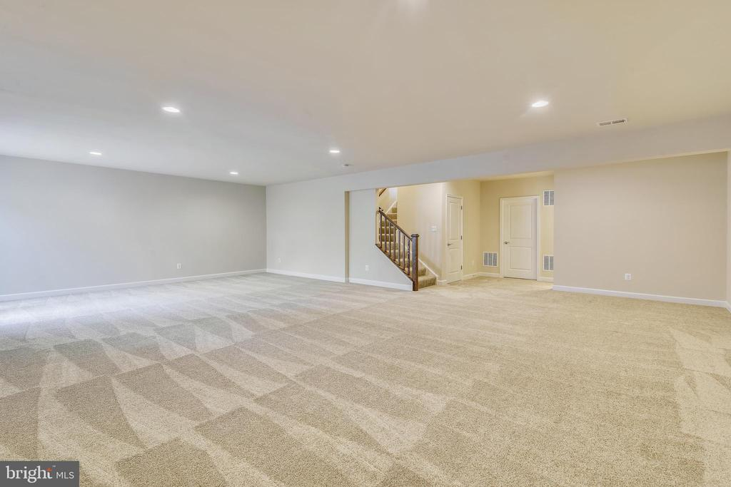 Spacious room waiting for your personal touch. - 19433 SASSAFRAS RIDGE TER, LEESBURG