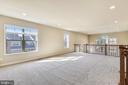 Loft area would make a nice workout room. - 19433 SASSAFRAS RIDGE TER, LEESBURG