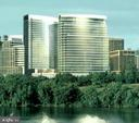 View of Waterview from Georgetown - 1111 19TH ST N #1509, ARLINGTON