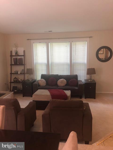 Living Room - 322 MEADOW WAY, LANDOVER