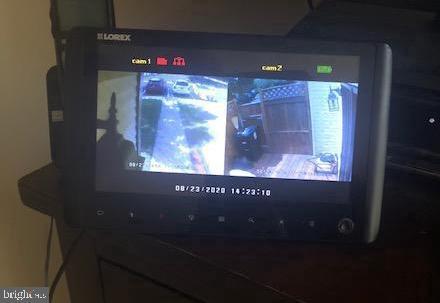 Security Camera Monitor - 322 MEADOW WAY, LANDOVER
