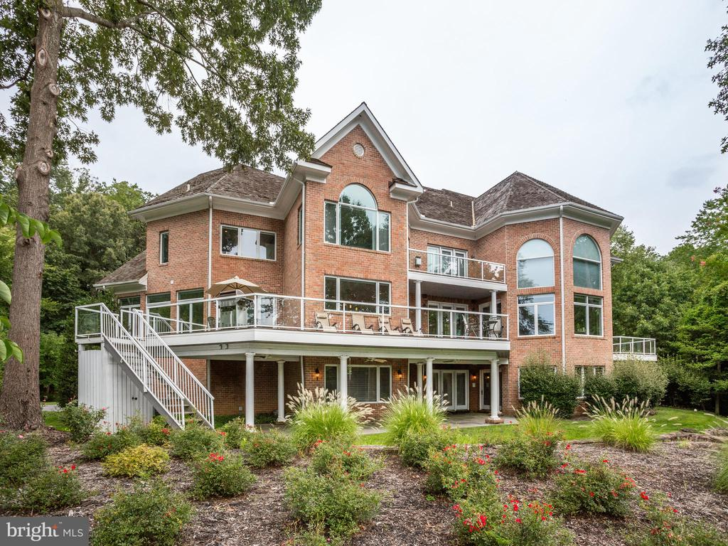 Water Side Looking at the Severn River - 658 ROCK COVE LN, SEVERNA PARK