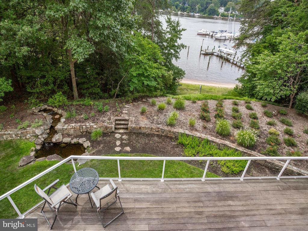View from Owner's Suite Balcony - 658 ROCK COVE LN, SEVERNA PARK