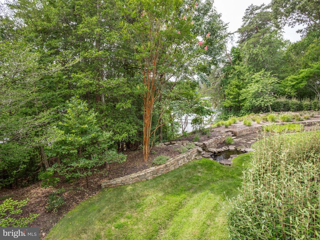 View From Main Level Office - 658 ROCK COVE LN, SEVERNA PARK