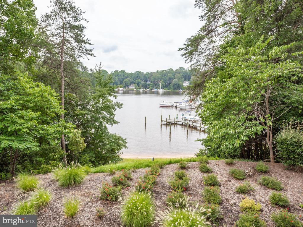 View From Patio - 658 ROCK COVE LN, SEVERNA PARK