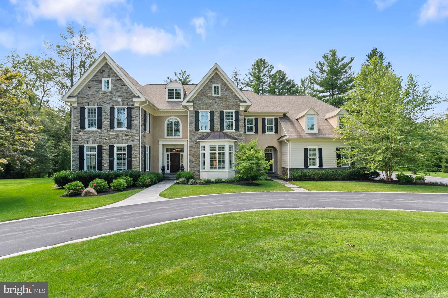 Single Family Homes for Sale at Newtown Square, Pennsylvania 19073 United States