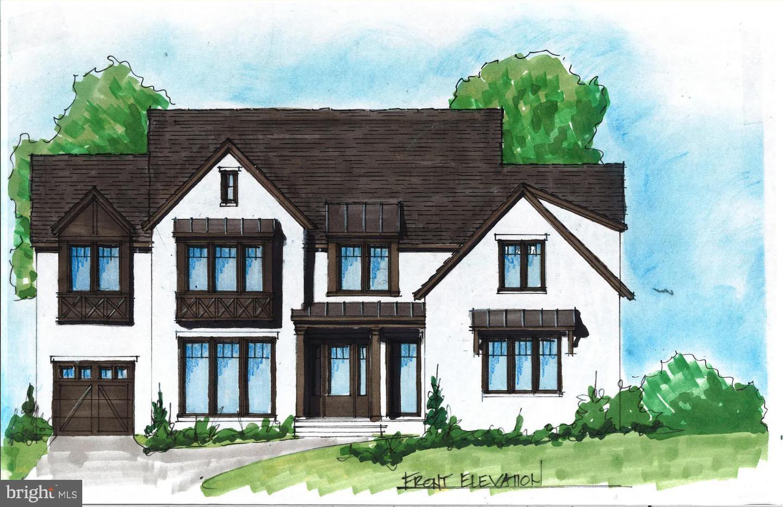 Single Family Homes για την Πώληση στο Arlington, Βιρτζινια 22207 Ηνωμένες Πολιτείες