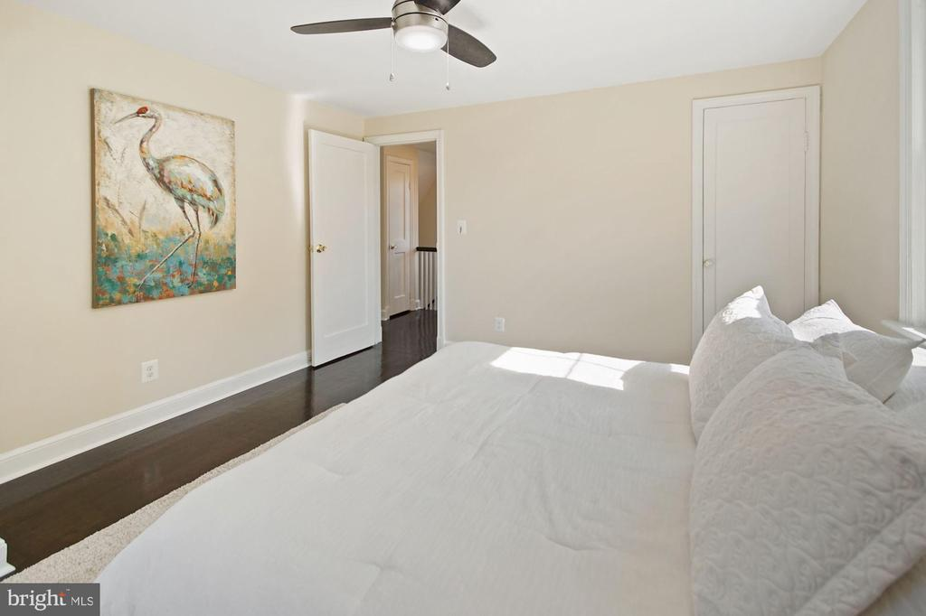 Master bedroom - 4808 GUILFORD RD, COLLEGE PARK