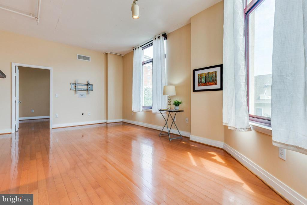 Fabulous contemporary with almost 1,000 SF - 1201 N GARFIELD ST #316, ARLINGTON