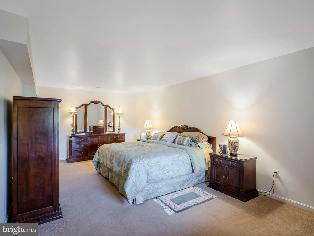 Lower Bedroom 1 - 18505 CABIN RD, TRIANGLE