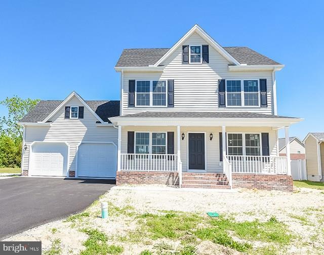 Single Family Homes per Vendita alle ore Delmar, Maryland 21875 Stati Uniti