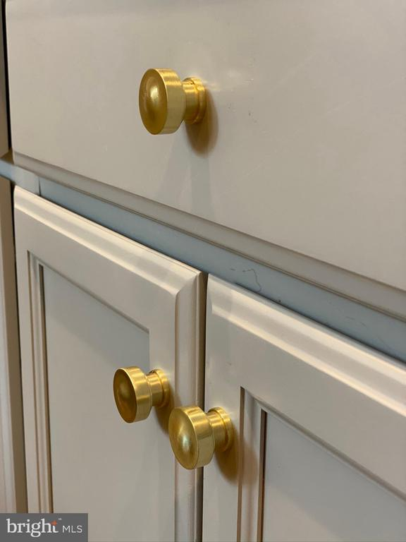 Matte gold hardware - 42939 PARK BROOKE CT, BROADLANDS