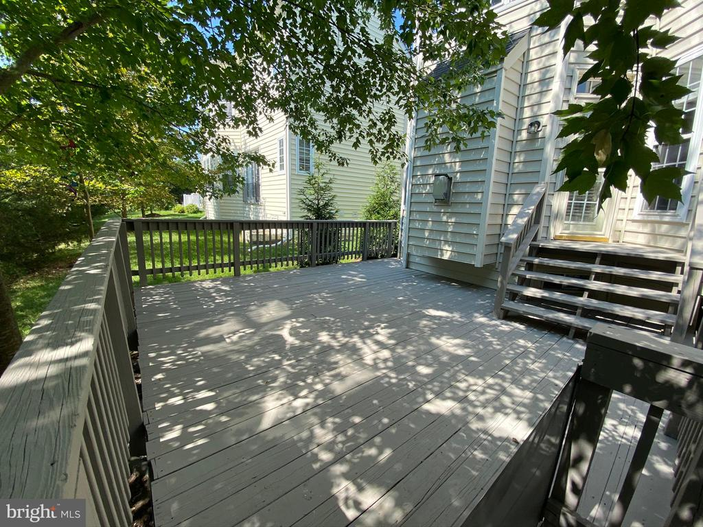 Entertaining deck - 42939 PARK BROOKE CT, BROADLANDS