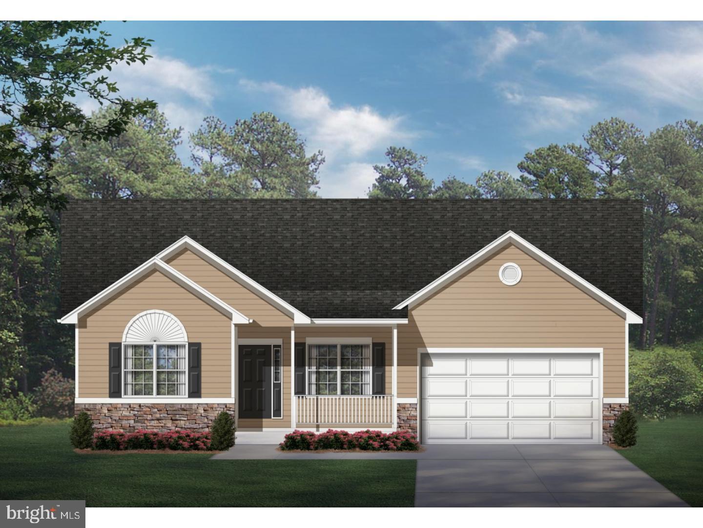 Single Family Homes için Satış at Clayton, Delaware 19938 Amerika Birleşik Devletleri