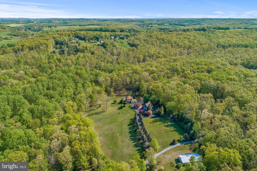 Entire property - 14016 HARRISVILLE RD, MOUNT AIRY