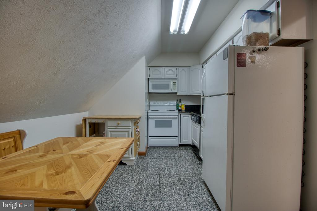 Outbuilding kitchen - 14016 HARRISVILLE RD, MOUNT AIRY