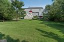 Private, fence yard. - 12 BLOSSOM TREE CT, STAFFORD