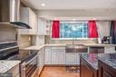 Large remodeled kitchen - 2014 SCHOONER DR, STAFFORD